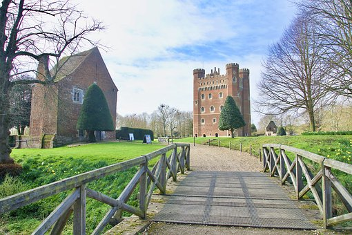 Tattershall, Castle, Keep, Fortress, Medieval, Tower