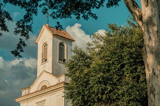 Church, Tower, Architecture, Building, Cathedral