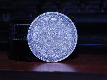Indian Old Coin, Old Coin, Old, Currency, Antique