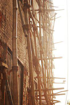 Bamboo, Repair, Construction, Tools