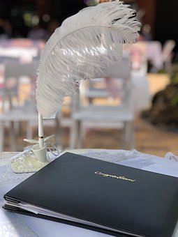 Wedding, Book, Love, Romance, Marriage