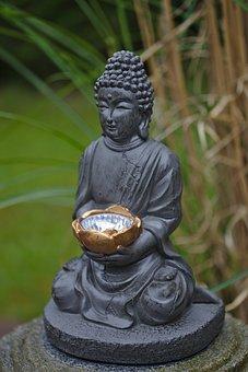 Buddha, Statue, Buddhist, Rest, Relaxation, Serenity