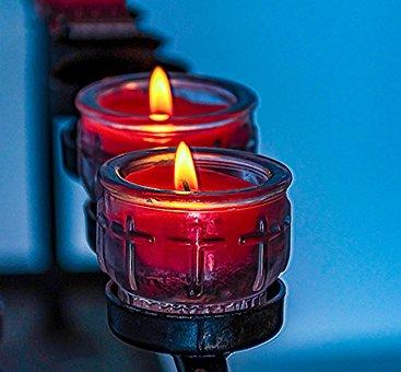 Church, Candles, Prayer, Light, Flame, Meditation