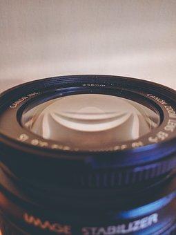 Canon, Leans, Photo, Camera, Glass, Optics