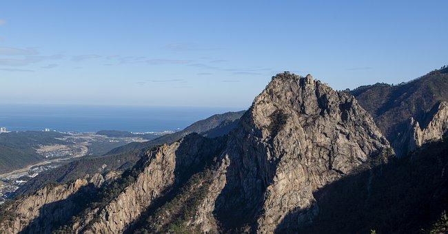 Mountain, Cliff, Landscape, Nature, Adventure, Climbing