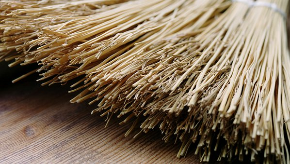 Brush, Brown, Texture, Broom, Clothes, Sweep, Clothing