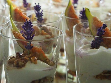 Delicious, Dessert, Sweet, Fruit, Eat, Fruits, Yogurt