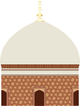 Graphic, Double Shelled Dome, Double Dome