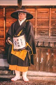 Japan, Japanese, Travel, Photography, Beggar, Homeless