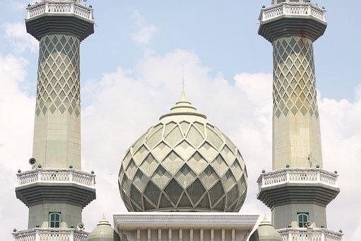 Mosque, Moslem, Islam, Jamik, Masjid, Malang, Indonesia
