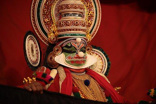 Kerala, Kathakali, Onam, Festival