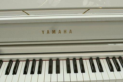 Piano, Music, Keys, Instrument, Sound, Play, Keyboard