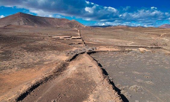 Lava, Rocks, Landscape, Lanzarote, Nature, Stones
