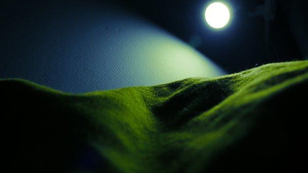 Light, Dark, Pillow, City, Night, Darkness, Forest