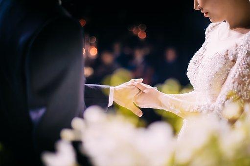 Wedding, Wedding Rings, Vows, Love