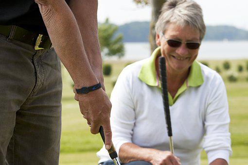 Golf, Partner, Partners, Competition, Leisure, Hobby