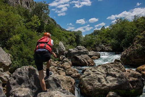 River, Rafting, Pure Nature, Nature