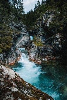 River, Norway, Nature, Water, Landscape, Scandinavia