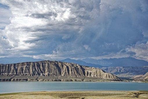 Kyrgyzstan, Toktogul Dam, Dam, Naryn