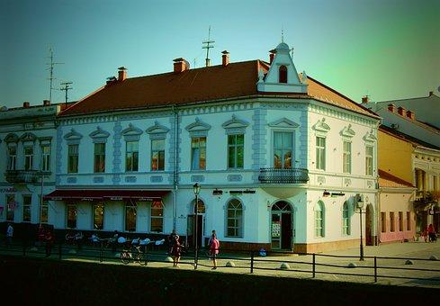 Ukraine, Uzhgorod, Uzhhorod, Ungvar, Zakarpattia
