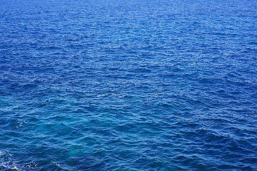 Water, Sea, Vacations, Ocean, Summer, Wave, Blue