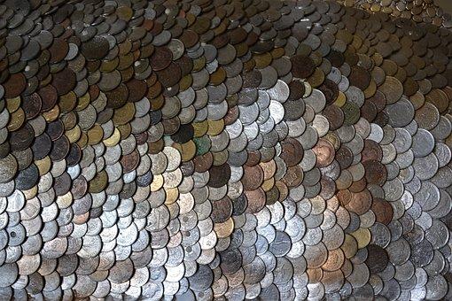 Money, Exhibit, 10, 5 Parts, European Currency, 20