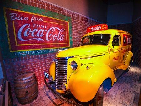 Atlanta, Georgia, Coca Cola World, Museum, Exhibition