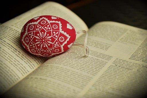 Easter, Christian Faith, Easter Egg, Customs, Painting