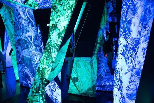 Artwork, Sculpture, Fig, Wattens, Crystal Worlds, Tyrol