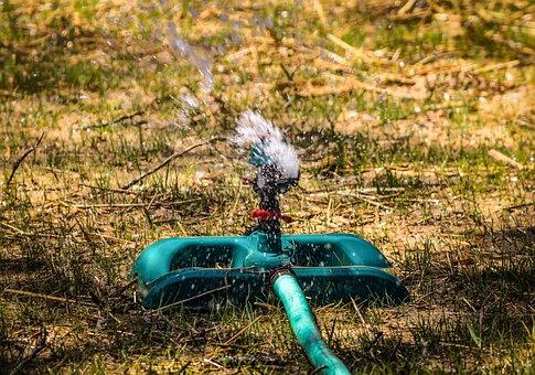 Lawn Sprinkler, Impact Sprinkler, Lawn Maintenance