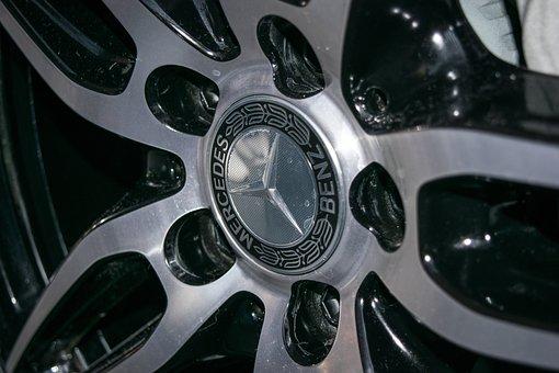 Mercedes-benz, Mercedes, Wheels, Rims, Brakes, Logo