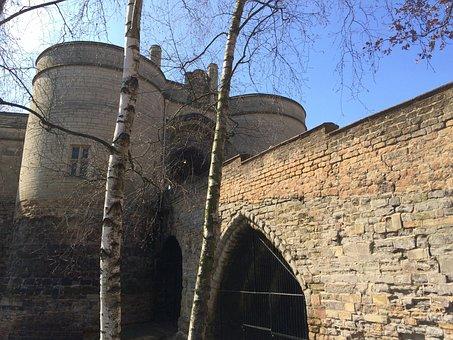Nottingham Castle, Nottingham, Castle, Fortress