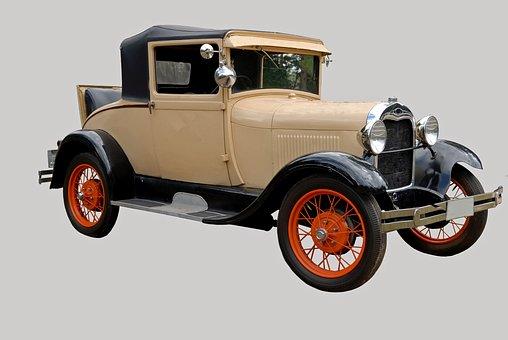 Old, Vintage, Automobile, Car, Nostalgia, Antique
