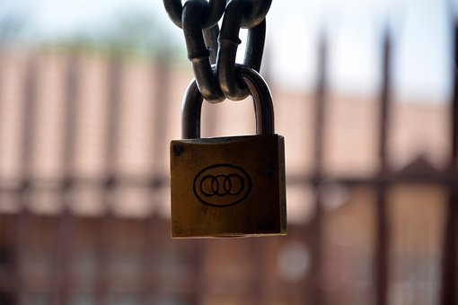 Chain And Lock, Save, Security