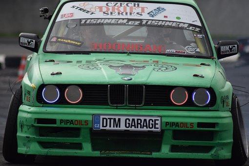 Bmw, E30, Dtm, Race, Auto, Quickly, Machine, Automobile