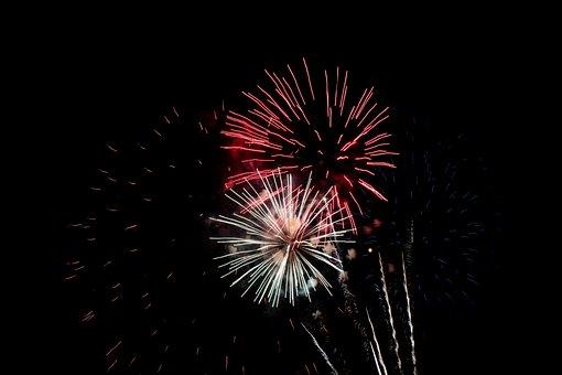 Fireworks, Firework, Pyrotechnics, Celebrate, Explosion