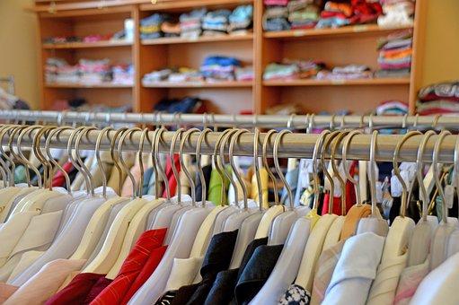 Kleidung, Kleiderstange, Fashion, Dress, Textile
