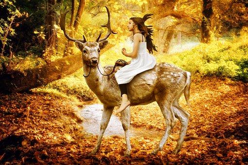 Fairy Tales, Fairytale, Mystical, Fantasy, Friends