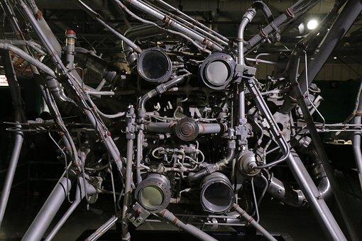 Machine, The Ship, Mechanic, Robot, Technique, Fancy