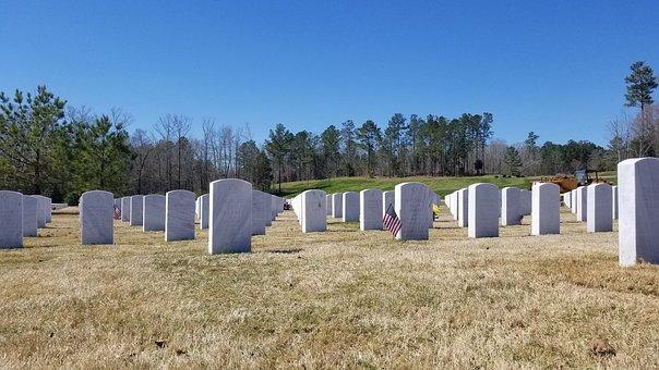 Grave, Veterans, Memorial Veteran