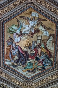 Sistine Chapel, St Peter's Square, Rome, Vatican, Italy