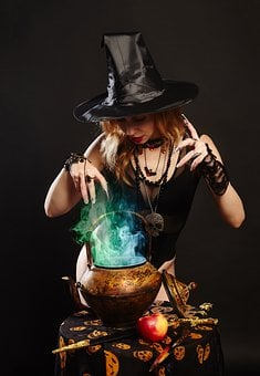 Witch, Magic, Halloween, Witchcraft, Hat, Spell, Tarot