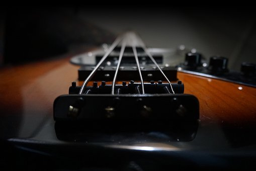 Bass, Bassguitar, Strings, Music, Low, Guitar, Rock