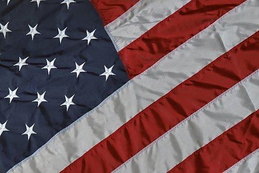 Flag, United States, America, Symbol, Stars, Stripes