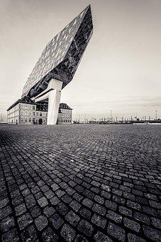 Harbour Master's Office, The Port Of Antwerp