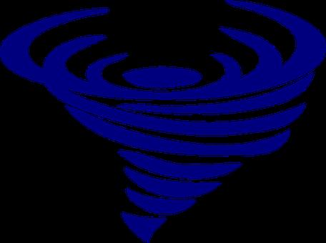 Twister, Tornado, Typhoon, Spiral