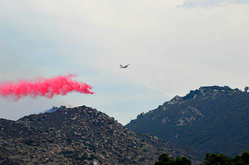 Wildfire, Aerial Firefighter, Firefighters