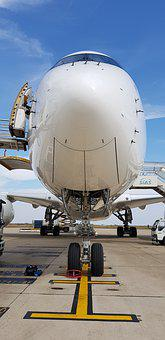 Aircraft, Airport, Cockpit
