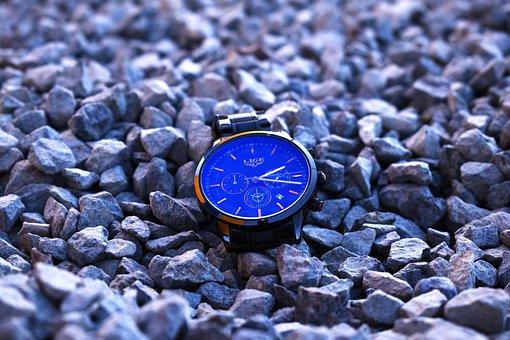Watch, Clock, Closeup, Time, Technology, Hours, Antique
