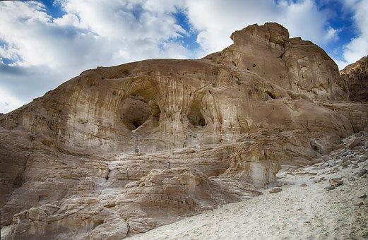 Israel, Timna Park, Arava Desert, Arches